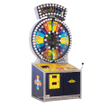 Redemption Game Machine, Redemption Games (Spin-N-Win)
