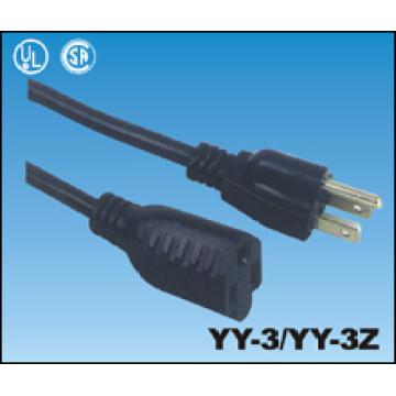 American Power Cord Electrical Plug
