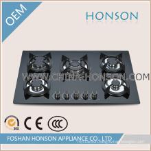 Kitchen Appliance High Efficiency Built in Gas Hob