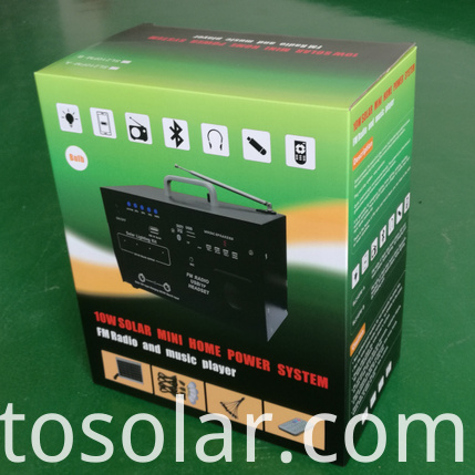 kit solar panel giftbox