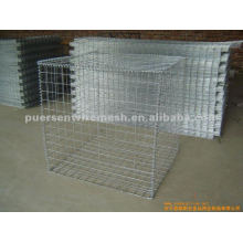 Galvanisierter Gabion Box 100 * 150