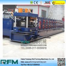 FX cz purlin panel laminado en frío de la línea de producción de máquinas
