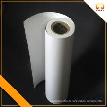 Résistance aux UV film blanc de polyester 0,1 mm