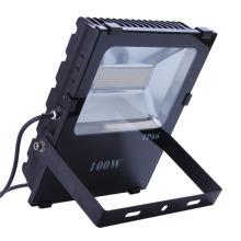 Luz de inundación de 100W LED con 95lm / vatio