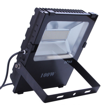 100W LED Flood Light with 95lm/Watt