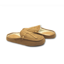 Hot Sale for Women'S Suede Moccasins cheap walnut bedroom moccasins shoes supply to Papua New Guinea Manufacturer