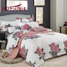 Factory Directly 100 cotton print bedding sets 60s 300TC