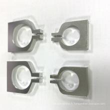 Pince universelle en aluminium sur mesure
