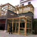 Sun Room Kit House Russland Holzveranda Gehäuse