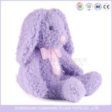 Muñeca de conejito de peluche Conejo de peluche larga Muñeca de conejo