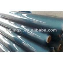 Feuille de PVC claire et douce