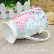 Factory directly selling great quality ceramic beer mug