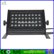 China vendor Aluminum Housing 36pcs 3w IP65 high power led flood wall wash light