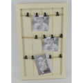 New Wooden Clip Board for Wall Decoration