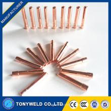 13N20 wp9 wp20 antorcha de soldadura tig collet 13N20 0.5mm