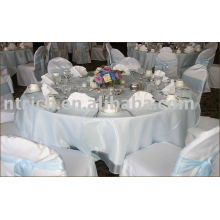 100%polyester chair cover,banquet/hotel/wedding chair cover,organza sash