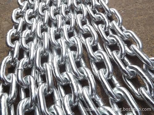 g80 steel load chain