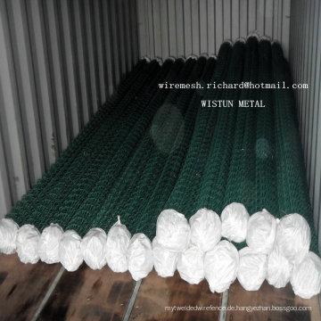 5X5cm Mesh Öffnung 6X6cm Mesh Öffnung PVC beschichteten Drahtgeflecht