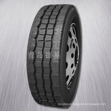 unique tread groove design truck tire 7.50R16LT