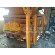 Máquina de hormigón planta de hormigón automática venta caliente