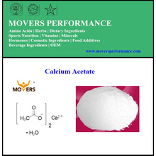 Hot Selling Food Grate Mineral Calcium Acetate