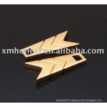 Fish pattern zipper puller