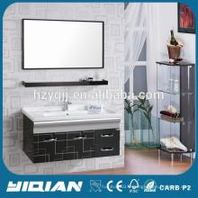 Armoire de toilette en acier inoxydable de vanité miroir de 100 cm