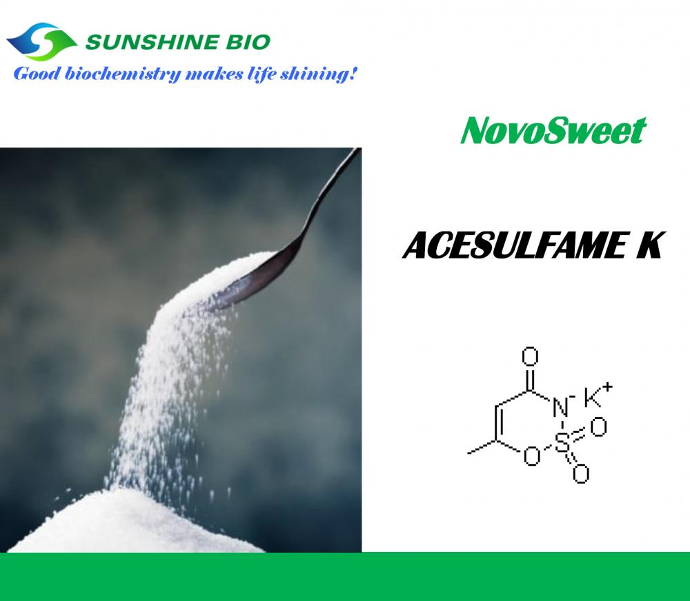 Acesulfame K High Intensity Sweetener