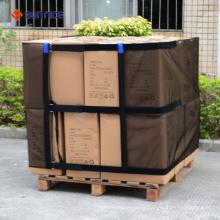Emballage film rétractable réutilisable rétractable pour palette