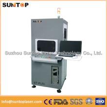 Máquina de gravura de aço a laser / Gravador de laser de aço / Máquina de carimbo a laser
