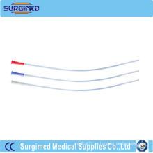 Catéter médico de PVC Nelaton
