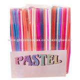 Bendy Straws with Various Designs and Custom Designs