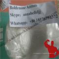 Acétate CAS 2363-59-9 de Boldenone de poudre de bodybuilding de poudre de bodybuilding de grande pureté de 99%