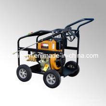 Moteur diesel avec laveuse à haute pression couleur jaune (DHPW-2600)