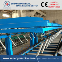 Stacking CZ Purlin Steel Sheet Past Output Auto Stacker