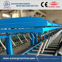 Empilhamento Automático CZ Purlin Steel Passado Saída Auto Stacker