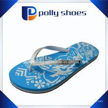 Sandalias Flip Flop de mujer Tamaño de palmeras grande 9/10 Nwt