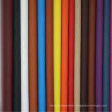 2016 High Performance Lichee Pattern Microfiber Imitation Leather