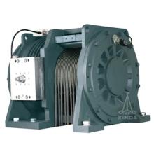 Máquina magnética sin engranaje de imanes permanentes para elevadores (Serie WTYF328)
