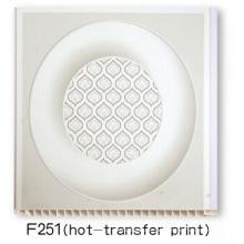 3D Effekt PVC Panel (Heißtransfer - F251)