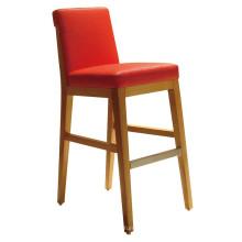 Chaise moderne de barre d'hôtel