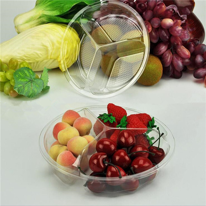 PET Fruit Salad Container