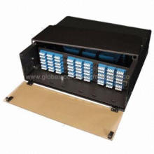 3U Rack-mount Patch Panel Enclosure
