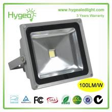 3 years warranty Mini COB Rotating Listed 80w Outdoor LED Flood Light