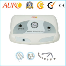 Au-3012 Diamond Microdermabrasion Facial Beauty Instrument for Skin Peeling with 9 Tips