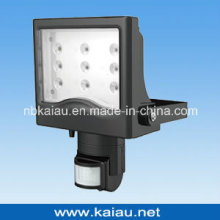 High Quality Outdoor Flood Light with PIR Sensor (KA-FL-12)
