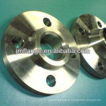 Brida de acero al carbono galvanizado