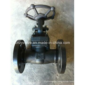 GB Válvula de compuerta forjada de tamaño pequeño