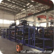 Painel de sanduíche do z-fechamento EPS alta qualidade faz a máquina/EPS Z-fechamento painel rolo formando máquina linha