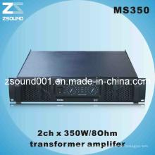 Amplificador de Audio profesional Loundspeaker 350W (MS350)